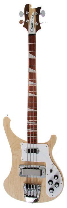 Rickenbacker 4003 Bass -- BEAUTY BEYOND MEASURE.