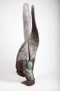 Jesus Curla, Helicoide ll, bronze