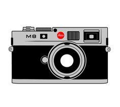 Vinyl Leica M8 Macbook Decal - Order one on Etsy!