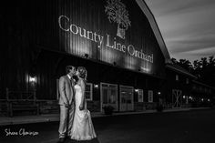 Wedding Venue by Shane Cleminson Photography Munster Indiana County Line Orchard Barn Wedding Photos, Wedding Venues, Munster Indiana, Hobart Indiana, County Line, Concert, Photography, Wedding Reception Venues, Wedding Places