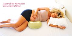 Bellybean Australia's Favourite Maternity Pillow