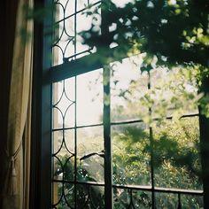 Pretty window & view....................