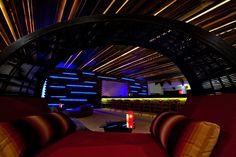 Great Interior Design to Enjoy the Earth Paradise in Velassaru: The Unique Sofabed Of Velassaru Resort