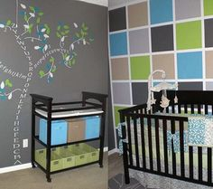 Modern Woodland - Modern Nursery Trend Watch: Gray & Teal | Disney Baby