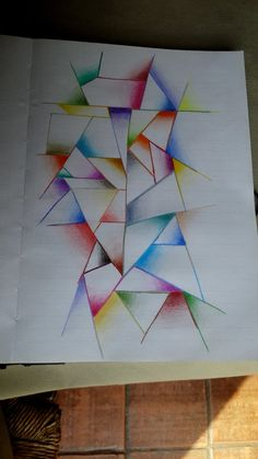 Triangles - Amy Oosterlynck