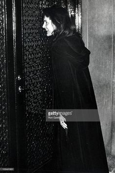 Jackie Kennedy Onassis during Jackie Onassis Sighting on 5th Ave - November 1, 1970 at Jackie's Apartment in New York City, New York, United States.