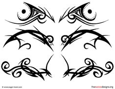 95 Lower Back Tattoos | Tramp Stamp Tribal Tattoo Designs