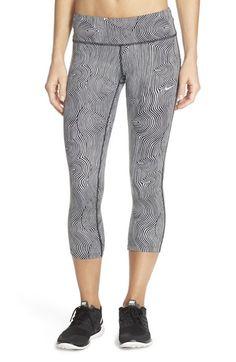 Nike 'Zen Epic Run' Crop Leggings available at #Nordstrom