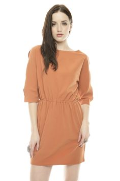 Open Slit Dress.