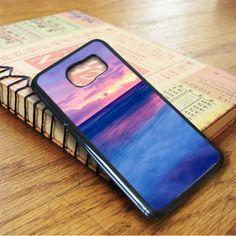 Blue Is The Sea Samsung Galaxy S7 Case