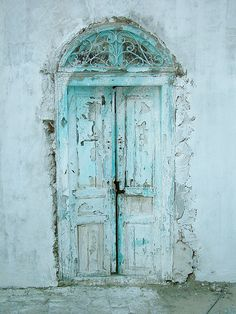Abandoned Doorway | Abandoned Doorway. Sidi Bou Said, Tuni… | Flickr - Photo Sharing!