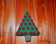 Pino Navidad en Tejido Crochet o Ganchillo