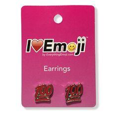 Our Emoji Drop Earrings, Emoji Dangle Earrings and Emoji Stud Earrings are the perfect Christmas gift or stocking stuffer! Shop Everything Emoji for the Holidays. Emoji Jewelry, Emoji Earrings, Dangle Earrings, Becky G Style, 100 Emoji, Perfect Christmas Gifts, Stocking Stuffers, Dangles, Great Gifts