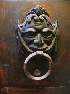 Door knocker, Camerino