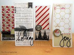 Christmas cards *Epiphany Crafts* by Mrs. Poirier @2peasinabucket