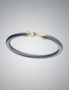 5mm Cable Buckle Bracelet