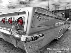 Chrome And Color by ChicanoSoulPhotos on Etsy, $20.00