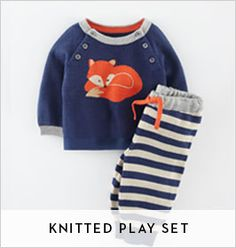 Shop Autumn 2014 Baby Clothing for Boys & Girls 0 to 3 at Mini Boden USA