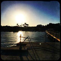 @sea Sea, Celestial, Sunset, Outdoor, Outdoors, The Ocean, Sunsets, Ocean, Outdoor Games