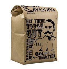 Sounds like my kinda coffee... LOL!