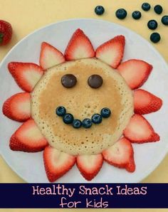 healthy kid snacks idea - healthy snacks for kids and toddler snacks