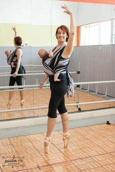 Babywearing Ballet - Monreau EllaRoo
