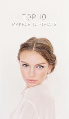 Top 10 Makeup Tutorials
