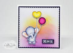 Adorable Elephants: MFT, critter sketch