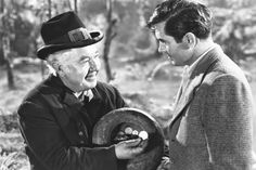 Cecil Kellaway with Tyrone Power in 'The Luck of the Irish' as Horace. Tyrone Power, Loretta Young, Jesse James, Cult Movies, Funny Movies, Classic Movie Stars, Classic Movies, Hollywood Actor, Classic Hollywood