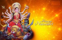 Happy Navratri Images for Whatsapp Happy Navratri Status, Happy Navratri Images, Navratri Special, S Love Images, Book Images, Hd Images, Navratri Pictures, Navratri Wallpaper, Orange Wallpaper