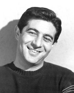 Harvey Lembeck (April 15, 1923 – January 5, 1982) was an American comedic actor best remembered for his role as Cpl. Rocco Barbella on The Phil Silvers Show (a.k.a. Sgt. Bilko) in the late 1950s, and as the stumbling, overconfident outlaw biker Eric Von Zipper in beach party movies during the 1960s. He also turned in noteworthy performances in both the stage and screen versions of Stalag 17. He was the father of actor/director Michael Lembeck and actress Helaine Lembeck