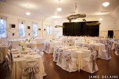 Fort Langley Heritage Hall - Choosing a Wedding Venue for your Vintage Wedding… Rustic Wedding Decorations, Wedding Reception Venues, Reception Decorations, Boho Wedding, Wedding Pastel, Places To Get Married, Wedding Inspiration, Weddings, Fraser Valley