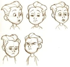 draw facial expressions - Google-Suche