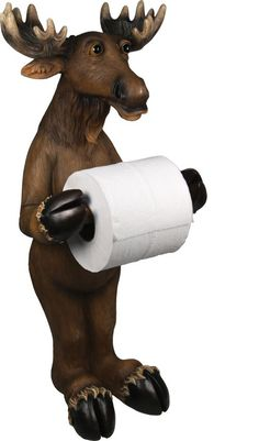 REP Moose Standing Toilet Paper Holder