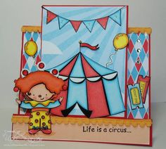 Life is a Circus!!