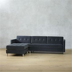 ditto shadow sectional sofa | CB2