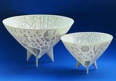 Pierced & Translucent Porcelain with Julie Shepherd|blueBanksia Art Events Calendar