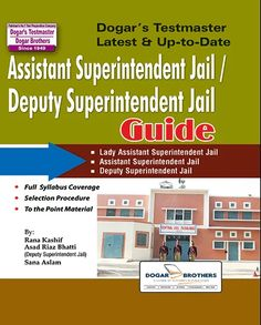 Issb test preparation book free pdf download peshaware pinterest assistant superintendent jail deputy assistant superintendent jail guide by dogarbrothers home fandeluxe Images