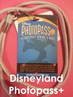 Disneyland  PhotoPass+ - Travel With The Magic - Amy@TravelWithTheMagic.com