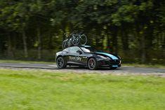 Arden Jaguar F-Type R Coupe | Jaguar F-Type R Coupé: auto di tappa al Tour de France