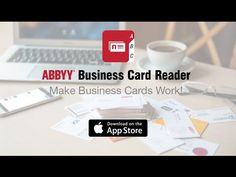 Best free business card reader apps for android androidleo apps best free business card reader apps for android androidleo apps and software pinterest card reader business cards and business reheart Gallery