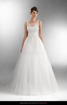 Suknia ślubna Agnes Fashion Group The One 2016 - Wedding. Latest African Fashion Dresses, Fashion Group, Alter, One Shoulder Wedding Dress, Wedding Dresses, Model, Prince, Bride Dresses, Bridal Gowns