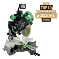 HITACHI Power Tools: C12LSH Sliding Dual Compound Mitre Saw