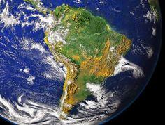 Colônias Espirituais sobre o Brasil