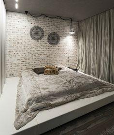 Moscow Apartment by Dina Mezhevova   HomeAdore