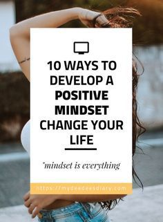 If you want to change your life then you need to start by changing your mindset. Are you ready to live a life of positivty? Click here to get my 10 tips to help you develop a positive mindset and create the life you truly want. #mindset #selfcare #mindsetiseverything #mindsetmatters #positivity #peace #namaste #yourvibeyourlife #millennialblogger #millennials #mindful #mindfulness ways to change your mindset | life planning | life of intention | believe and balance | change your life Change Your Mindset, Success Mindset, Positive Mindset, Positive Psychology, Growth Mindset, Comfort Zone Quotes, Mental Health Education, Self Development, Personal Development