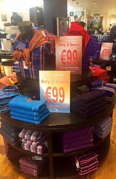 The best deal in town by a country mile!! The hugely popular Any 2 for €99 6th Sense deal is back @ EJ Menswear!  Including quality shirts, denims, knitwear, chinos and polos! Biggest selection yet to choose from!