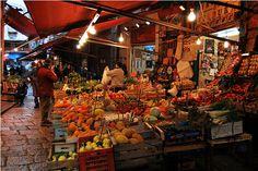 Ballarò - mercato storico - Palermo