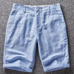 mens shorts linen on sale at reasonable prices, buy Italy Men shorts linen swimsuit beach shorts men brand boardshorts men linen shorts mannen shorts hombres homens pour hommes from mobile site on Aliexpress Now! Casual Shorts For Men, Men Casual, Mens Linen Shorts, Mens Boardshorts, Summer Shorts, Fashion Pants, Fashion Brand, Womens Fashion, Bermuda Shorts