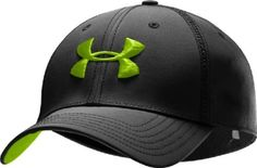 nice Under Armour Men's UA Huddle Stretch Fit Cap
